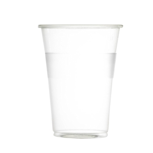 1 PINT CLEAR PLASTIC CUPS (1000)