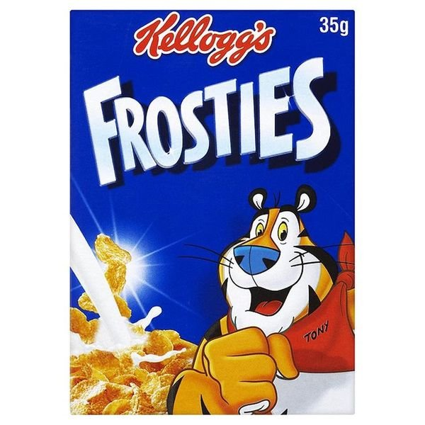 KELLOGG'S FROSTIES INDIVIDUAL PORTIONS (35g) x 40