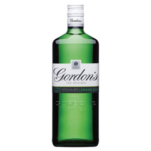 GORDON'S SPECIAL DRY LONDON GIN (750ml)