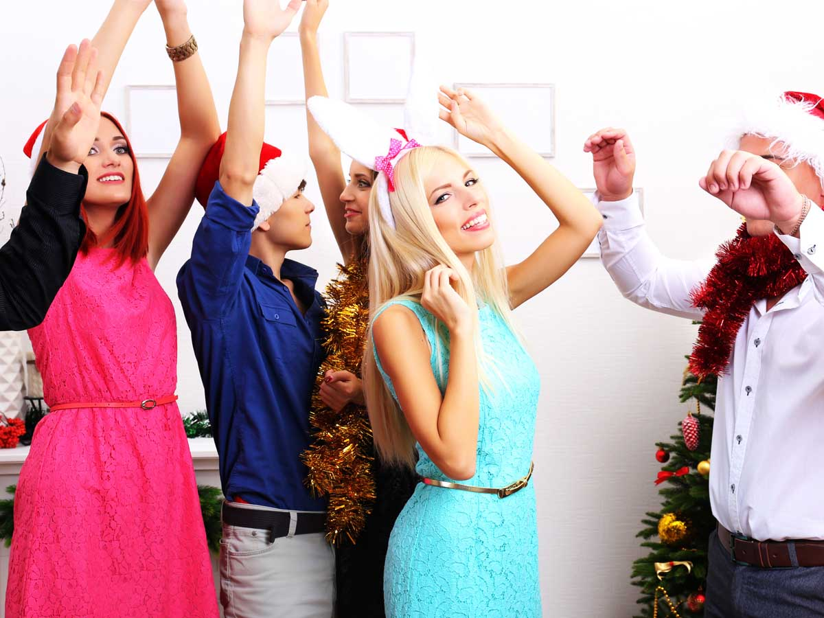 Have fun on the dance floor on your Office Christmas Party