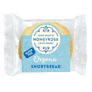 HONEY ROSE MINI ORGANIC SHORTBREAD (25g) x 42