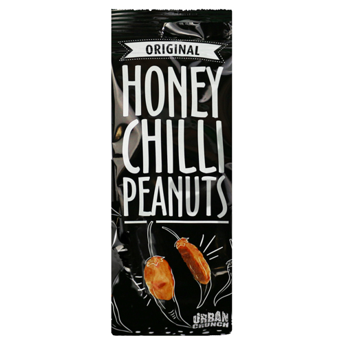 SUNBURST URBAN CRUNCH HONEY CHILLI PEANUTS (40g) x 20