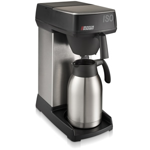 BRAVILOR ISO COFFEE MACHINE (FLASK)