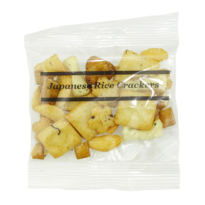 SUNBURST JAPANESE RICE CRACKERS (20g) x 24