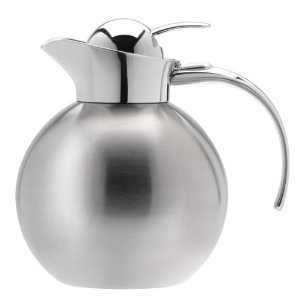 1.2L DELUXE STAINLESS STEEL ROUND JUG WITH INFUSER