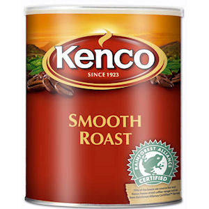 KENCO SMOOTH ROAST INSTANT COFFEE TIN (750g)