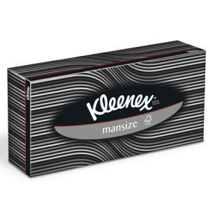 KLEENEX EXTRA LARGE TISSUES WHITE (90-sheet) x 16 boxes