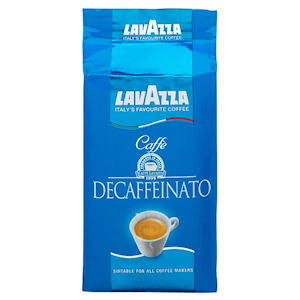 LAVAZZA CAFFÈ DECAFFEINATO FILTER COFFEE (250g) x 8
