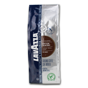 LAVAZZA GRAN FILTRO ITALIAN ROAST FILTER COFFEE (226.8g) x 6