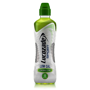 LUCOZADE SPORT LOW CAL LEMON & LIME (500ml) x 12