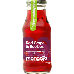 MANGAJO RED GRAPE & ROOIBOS (250ml) x 12