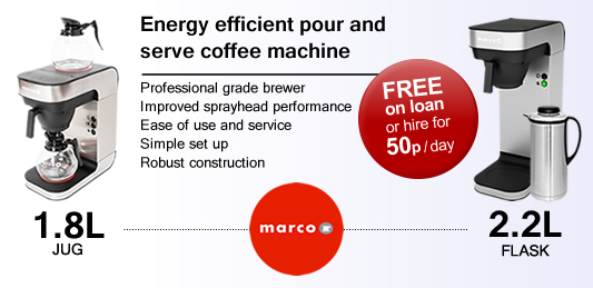 Free Loan Coffee Machines for the Office