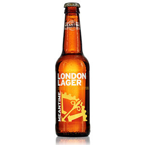 MEANTIME LONDON LAGER NRB (330ml) x 24