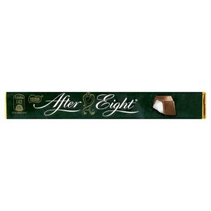 NESTLÉ AFTER EIGHT BITESIZE MINT CHOCOLATE TUBE (52g) x 36