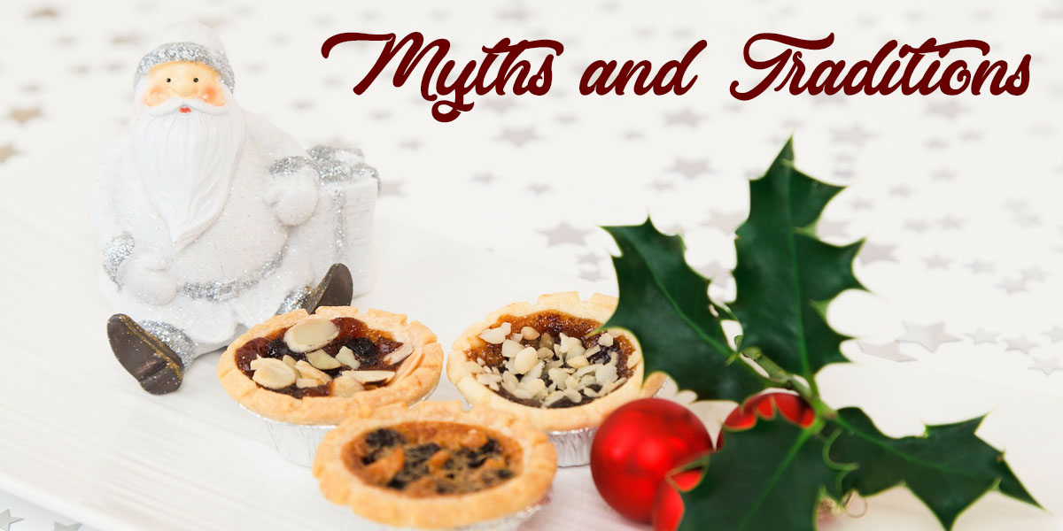 Myths, facts and traditions of Mince Pies