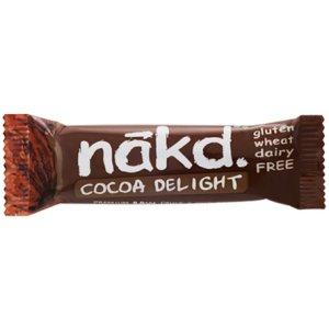 NAKD BAR COCOA DELIGHT (35g) x 18