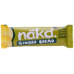NAKD BAR GINGER BREAD (35g) x 18
