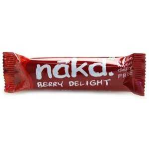 NAKD BERRY DELIGHT BARS (35g) x 18