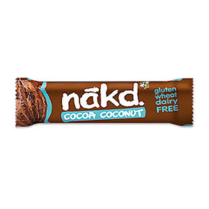 NAKD BAR COCOA COCONUT (35g) x 18