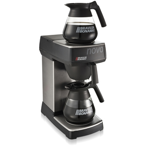 BRAVILOR NOVO COFFEE MACHINE (JUG)