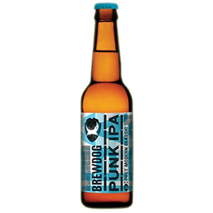 BREWDOG PUNK IPA BEER NRB (330ml) x 24