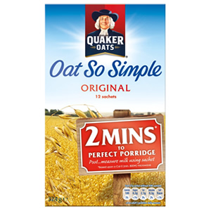 OAT SO SIMPLE ORIGINAL (SACHETS)