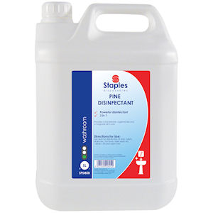 LARGE PINE DISINFECTANT BOTTLE (5L)
