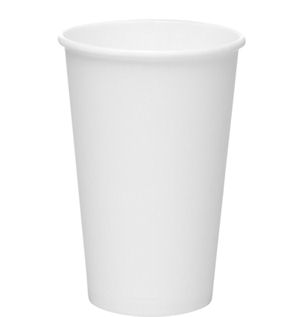 PAPER CUPS WHITE (10oz/284ml) x 1000