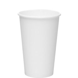 PAPER CUPS WHITE (8oz/227ml) x 1000