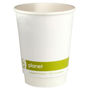 PLANET SINGLE WALL PLA COMPOSTABLE CUPS (7oz/200ml) x 1000