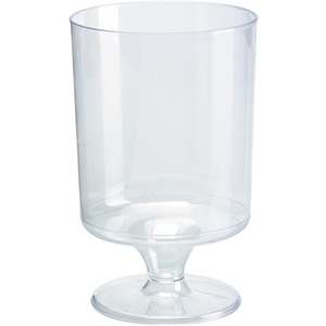 PLASTIC WINE GLASS (170ml) x 720