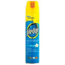 PLEDGE FURNITURE SPRAY MULTI SURFACE 5 IN 1 CLEANER (300ml) x 6