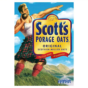 SCOTT'S PORAGE OATS ORIGINAL PORRIDGE (3kg)