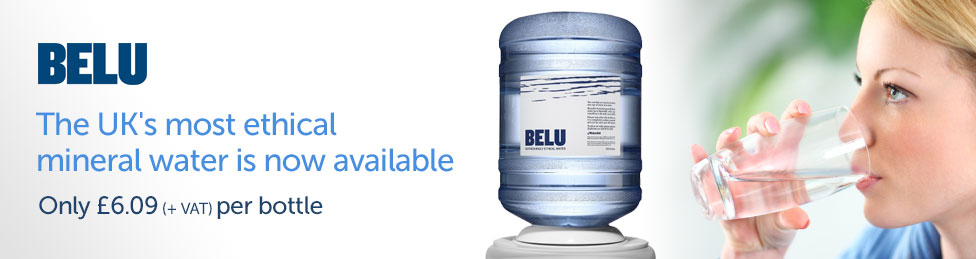 Belu Water Bottles