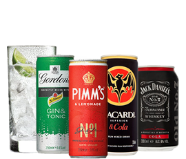Premixed Alcoholic Drinks Buy In Bulk For Your Office