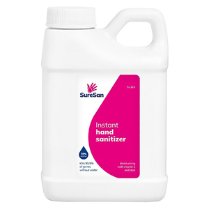 70% ALCOHOL HAND SANITISER GEL (5L)