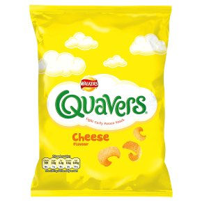 WALKERS QUAVERS CHEESE (20g) x 32