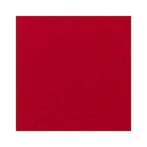 3 PLY 41cm NAPKINS RED x 1000
