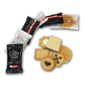 ROMBOUTS MINI PACK ASSORTED BISCUITS x 120