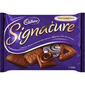 CADBURY SIGNATURE BISCUITS SELECTION PACK (250g)