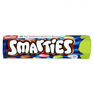 NESTLÉ SMARTIES HEX TUBE (43g) x 48