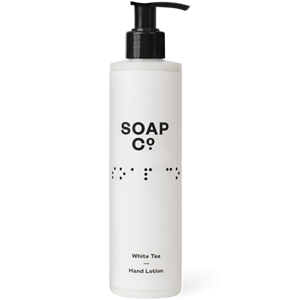 THE SOAP CO. WHITE TEA HAND LOTION (300ml)