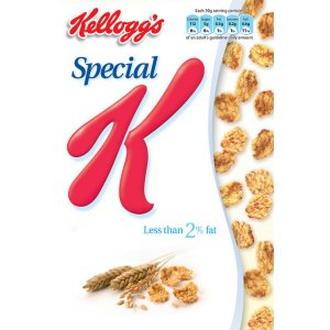 KELLOGG'S SPECIAL K CEREAL (400g) x 10