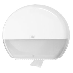 TORK JUMBO TOILET TISSUE DISPENSER WHITE