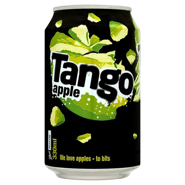 TANGO APPLE CANS (330ml) x 24