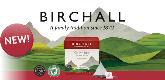 Birchall Tea for the Office
