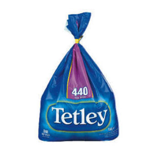 TETLEY ORIGINAL ONE CUP TEA BAGS (440 bags)
