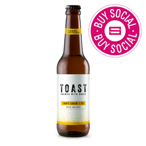 TOAST ALE LAGER (330ml) x 12