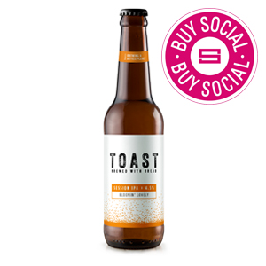 TOAST ALE IPA (33ml) x 12