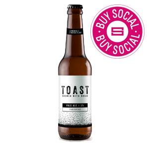 TOAST ALE PALE ALE (330ml) x 12